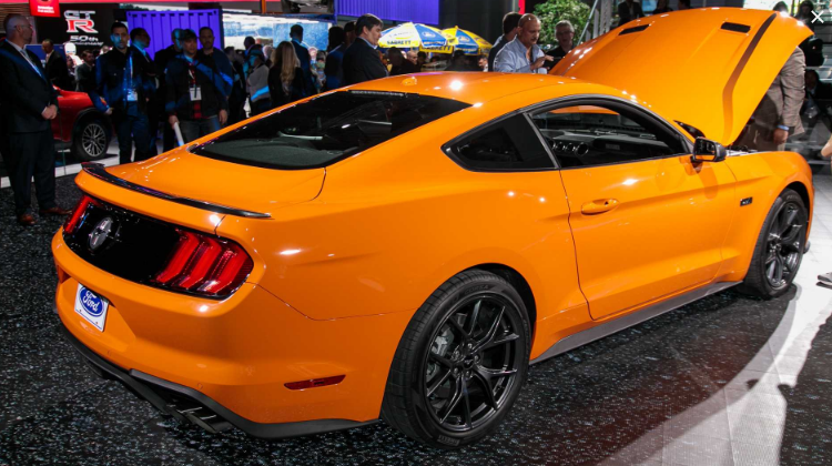 2020 Ford Mustang Pricing
