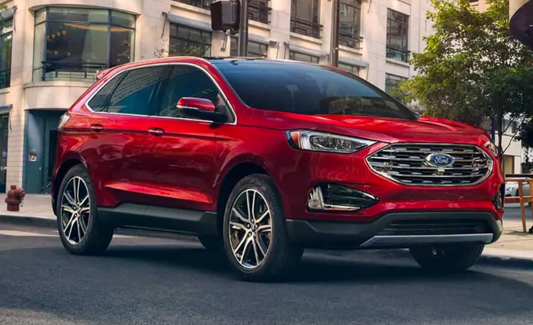 Ford Fusion Crossover
