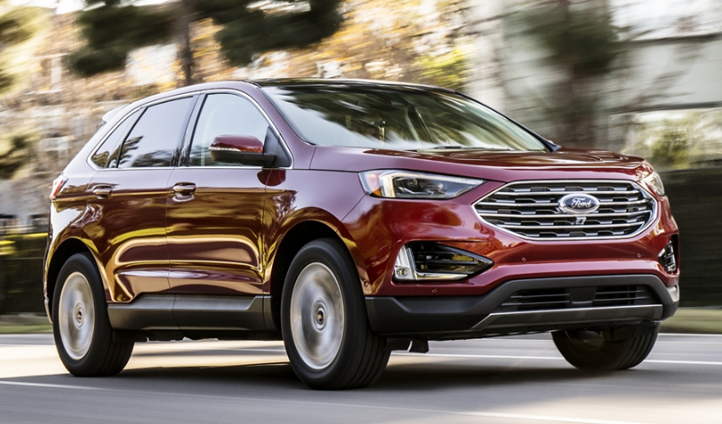 2021 ford edge colors release date redesign price