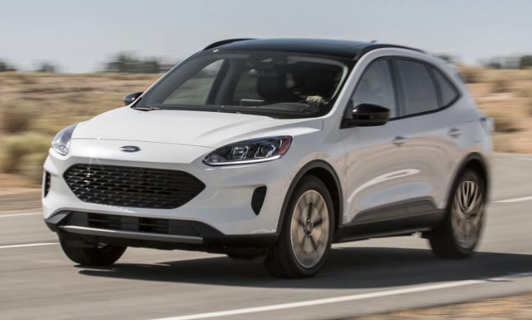 2021 ford escape hybrid release date redesign price