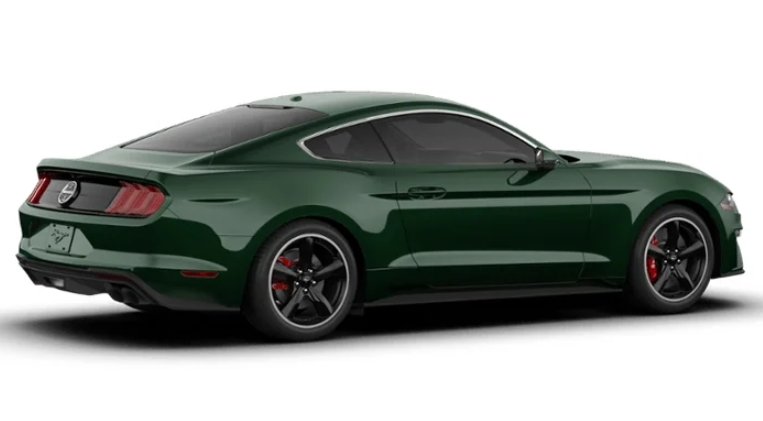 2021 ford mustang bullitt reviews and rating