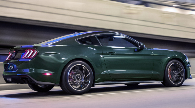 2021 Ford Mustang Bullitt Limited Release Date, Redesign ...