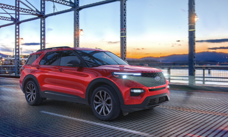 2021 Ford Explorer Limited Colors, Release Date, Redesign ...