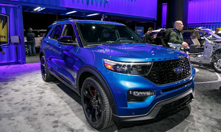 2021 Ford Explorer ST Colors, Release Date, Redesign ...